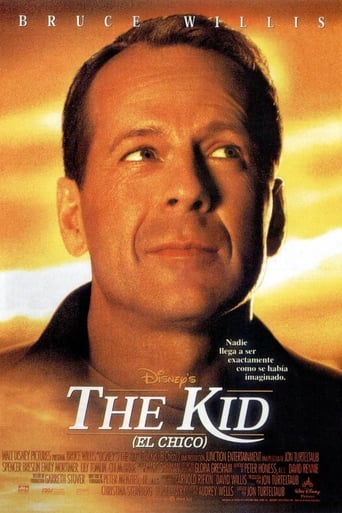 Poster of The Kid (El chico)