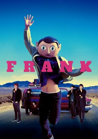 How old was Michael Fassbender in Frank