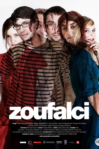 Poster of Zoufalci