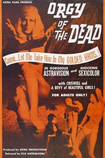 Poster of Orgy of the Dead