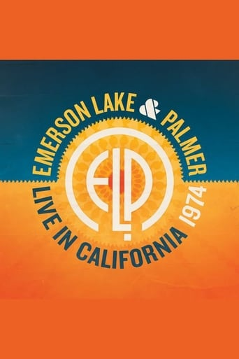 Emerson, Lake & Palmer - California Jam 1974