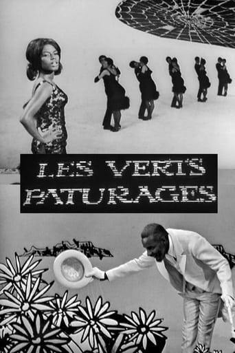 Poster of Les Verts Pâturages