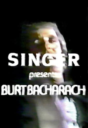 Poster of Singer Presents Burt Bacharach