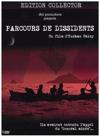Poster of Parcours de Dissidents