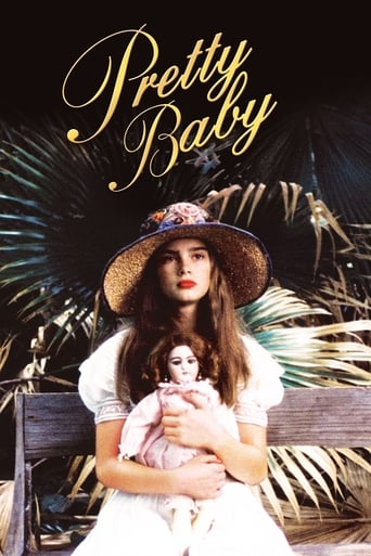 Poster of Pretty Baby