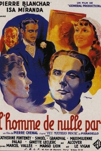Poster of L'homme de nulle part