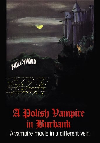 Poster of A Polish Vampire in Burbank