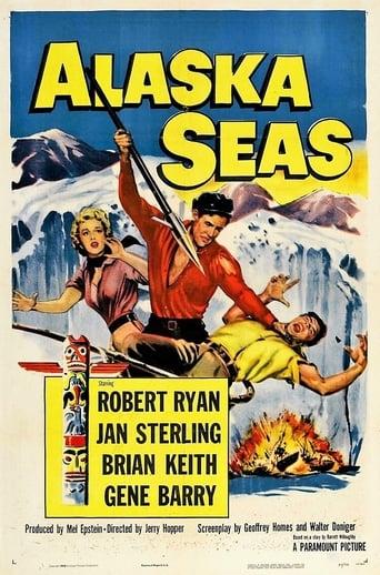 Poster of Alaska Seas