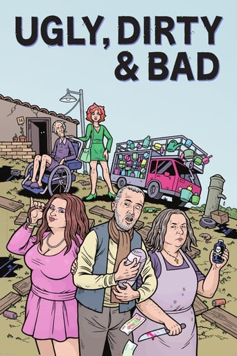 Poster of Ugly, Dirty and Bad