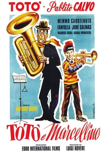 Poster of Toto and Marcellino