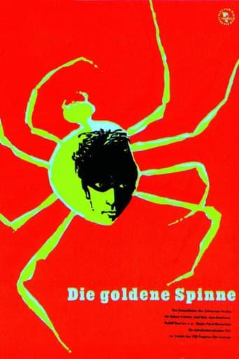 Poster of Zlatý pavouk
