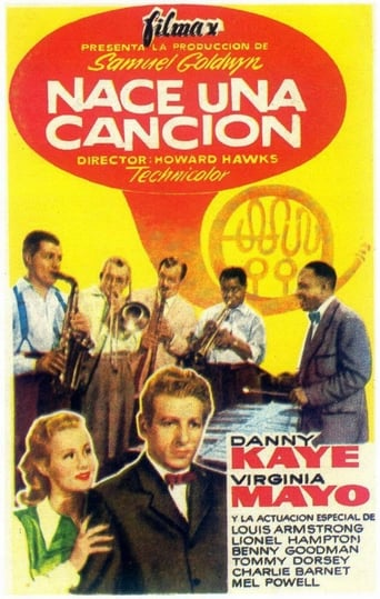 Poster of Nace una canción