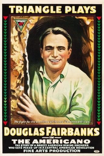 AMERICANO, THE (1917) (DVD-R)
