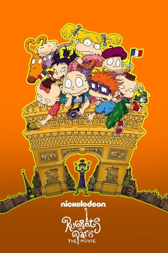 Poster of Rugrats in Paris: The Movie