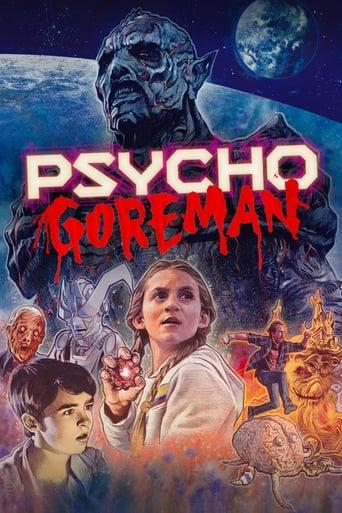 Poster of Psycho Goreman