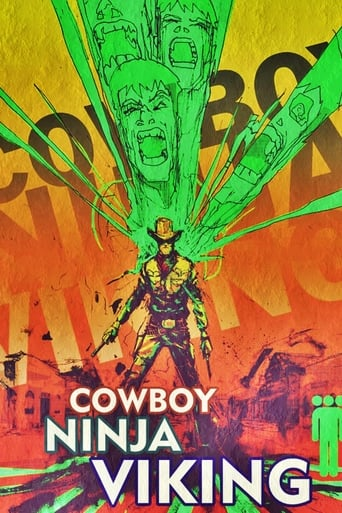 Cowboy Ninja Viking Poster
