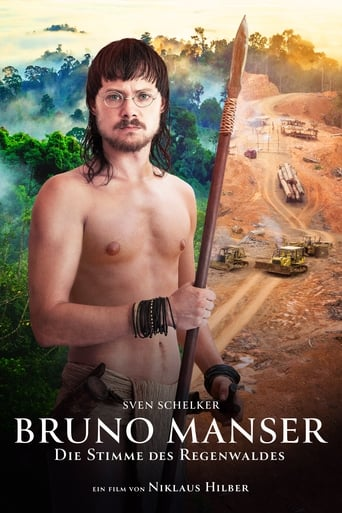 Poster of Paradise War: The Story of Bruno Manser