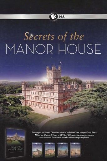 Poster of Secrets of the Manor House
