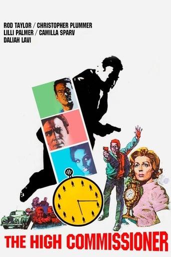 Poster of Nobody Runs Forever