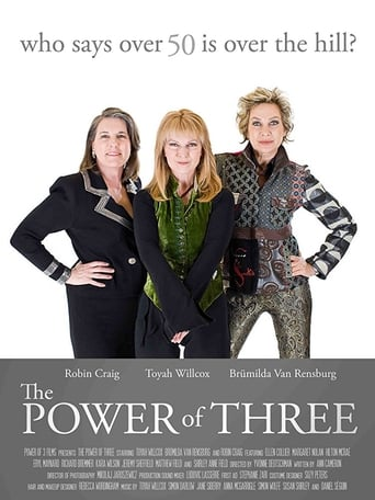 Poster of The Power of Three