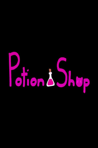 Poster of Potion Shop
