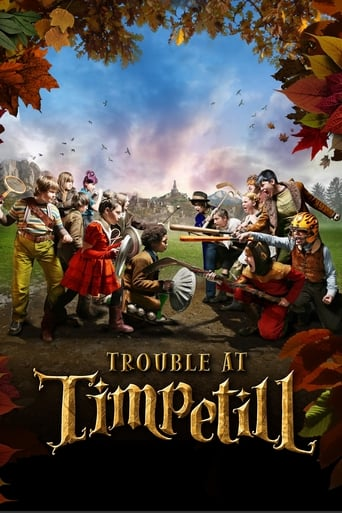 Poster of Trouble at Timpetill