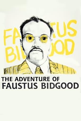 Poster of The Adventure of Faustus Bidgood
