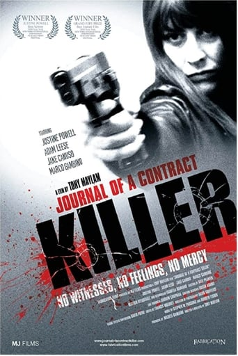 Poster of Journal of a Contract Killer