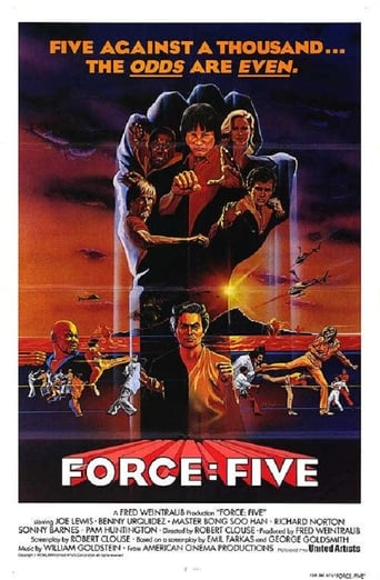 Poster of Force: Five