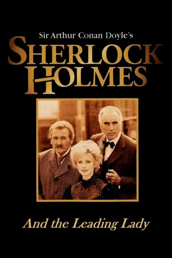 Poster of Sherlock Holmes and the Leading Lady