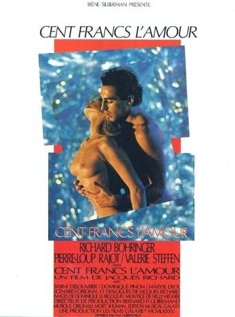 Poster of Cent francs l'amour