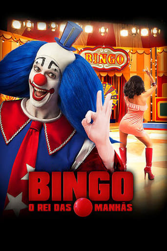 Bingo: O Rei das Manhãs - Poster