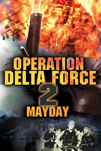Poster of Operation Delta Force 2: Mayday
