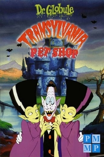 Poster of Dr. Zitbag's Transylvania Pet Shop