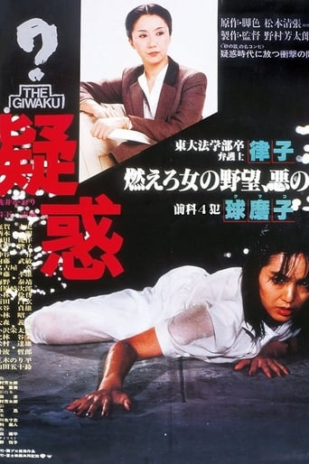 Poster of 疑惑