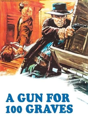 Poster of A Gun for One Hundred Graves