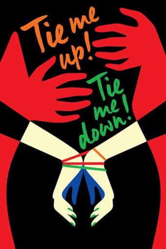 Poster of Tie Me Up! Tie Me Down!