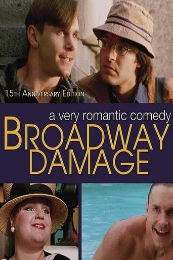 Poster of Broadway Damage