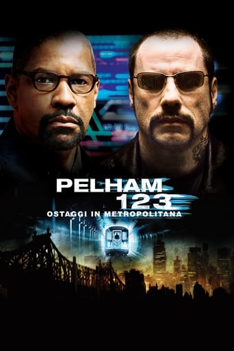 Poster of Pelham 1 2 3 - Ostaggi in metropolitana