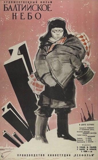 Poster of Baltic Skies