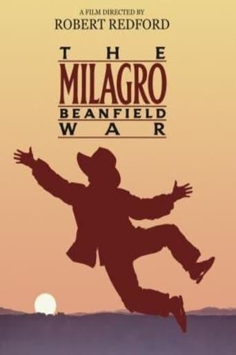 Poster of Milagro - Der Krieg im Bohnenfeld