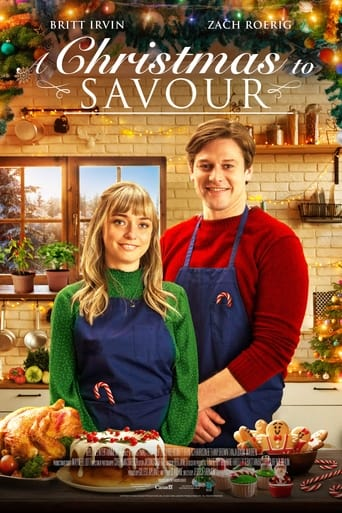 Poster of A Christmas to Savour