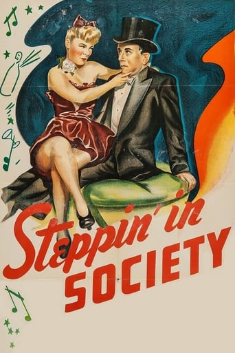 Poster of Steppin' in Society