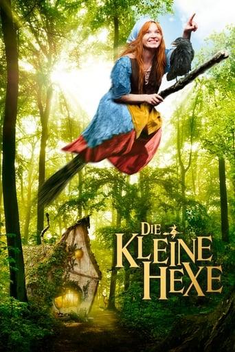 Poster of Malá čarodějnice