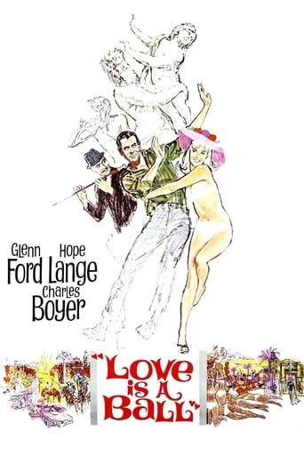 Poster of Love Is a Ball