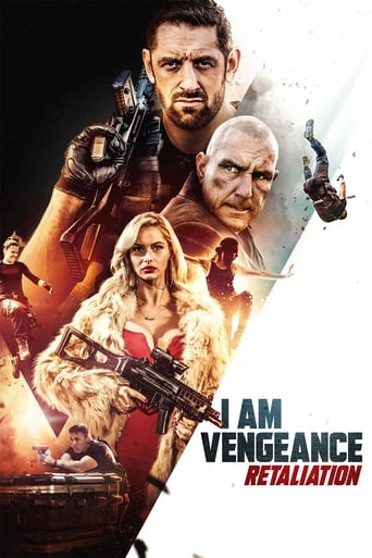 Poster of I Am Vengeance: Retaliation