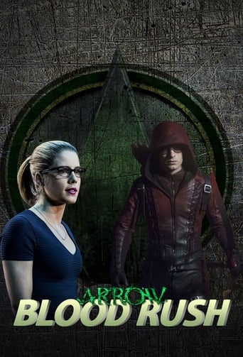 Poster of Arrow: Blood Rush