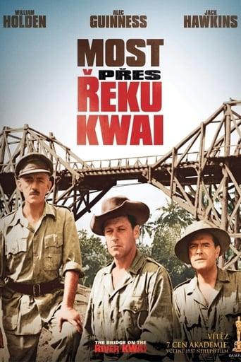 Poster of Most přes řeku Kwai