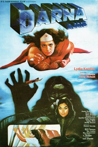 Poster of The Amazing Darna