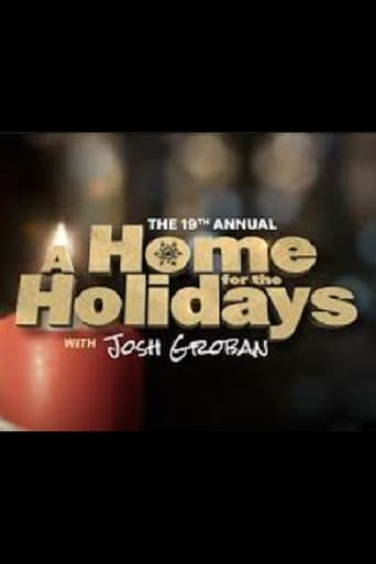 Poster of The 19th Annual A Home For The Holidays